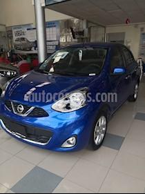 Foto Nissan March Advance usado (2018) color Azul precio $177,000
