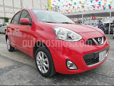 Foto venta Auto usado Nissan March Advance (2016) color Rojo precio $133,000