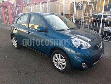 foto Nissan March Advance usado (2017) color Verde precio $170,000