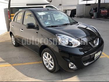 Foto venta Auto usado Nissan March Advance (2018) color Negro precio $170,000