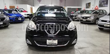 Foto venta Auto usado Nissan March Advance (2014) color Negro precio $120,000