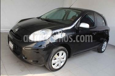 Foto Nissan March Advance usado (2012) color Negro precio $119,000