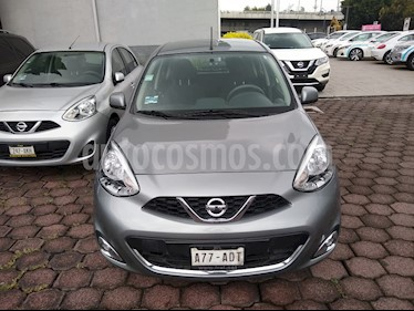 Foto venta Auto usado Nissan March Advance (2016) color Plata precio $142,900