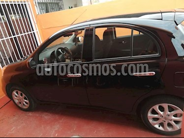 Foto Nissan March Advance usado (2017) color Negro precio $143,500