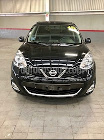 Foto venta Auto usado Nissan March Advance (2015) color Negro precio $129,000
