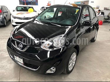 Foto venta Auto usado Nissan March Advance (2018) color Negro precio $179,000