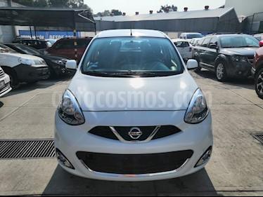 Nissan March Advance usado (2017) color Blanco precio $147,300