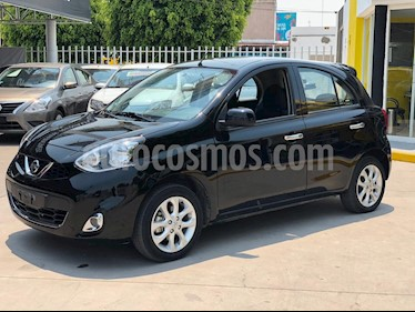 Foto venta Auto usado Nissan March Advance (2018) color Negro precio $175,000