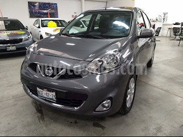 Foto venta Auto usado Nissan March Advance (2018) color Gris precio $179,000