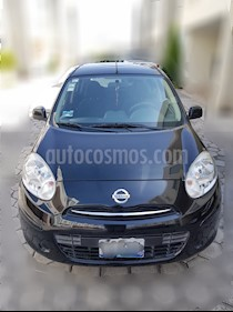 Foto Nissan March Advance usado (2012) color Negro precio $100,000