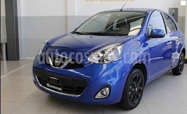 Foto venta Auto usado Nissan March Advance (2016) color Azul precio $145,000