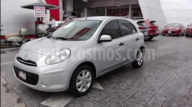 Foto venta Auto usado Nissan March Advance (2012) color Plata precio $97,000