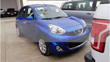 Foto venta Auto usado Nissan March Advance (2015) color Azul Electrico precio $148,000