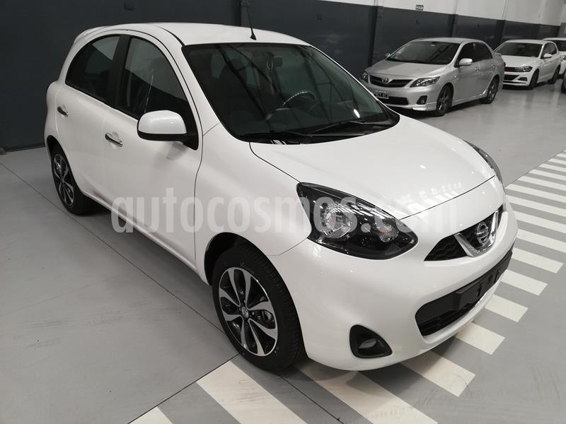 Nissan March Advance Aut nuevo color Blanco precio $1.297.000