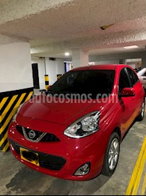 Nissan March Connect Aut usado (2019) color Rojo precio $39.000.000