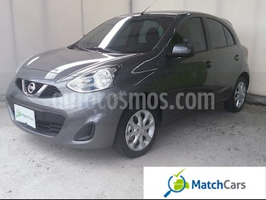 Foto venta Carro usado Nissan March Connect (2019) color Gris precio $33.490.000