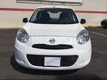Foto venta Auto usado Nissan March MARCH 1.6 ACTIVE CARGO MT 5P (2017) color Blanco precio $100,000