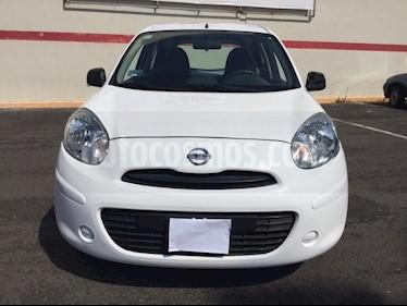 Foto venta Auto usado Nissan March MARCH 1.6 ACTIVE MT 5P (2017) color Blanco precio $100,000