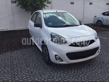 Foto venta Auto usado Nissan March MARCH 1.6 MARCH SR NAVI 5P (2019) color Blanco precio $215,000