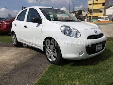 Foto venta Auto usado Nissan March MARCH ACTIVE T/M (2016) color Blanco precio $100,000