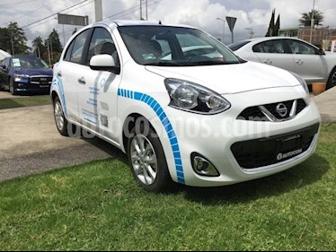 Foto venta Auto Seminuevo Nissan March MARCH ADVANCE TA NAVI (2018) color Blanco precio $220,000