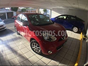 Foto venta Auto usado Nissan March MARCH ADVANCE TM (2015) color Rojo precio $115,000