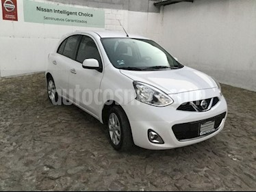 Foto venta Auto usado Nissan March MARCH ADVANCE TM (2018) color Blanco precio $175,000