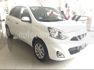 Foto venta Auto Seminuevo Nissan March MARCH ADVANCE TM (2016) color Blanco precio $155,000