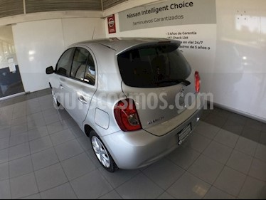 Foto venta Auto usado Nissan March MARCH ADVANCE TM (2018) color Plata precio $180,000
