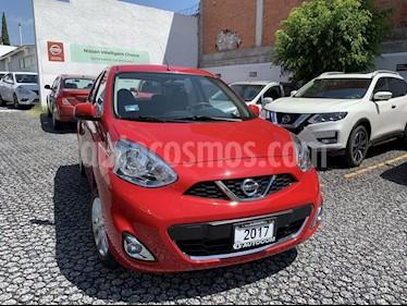 Foto venta Auto usado Nissan March MARCH ADVANCE TM (2018) color Rojo precio $179,000