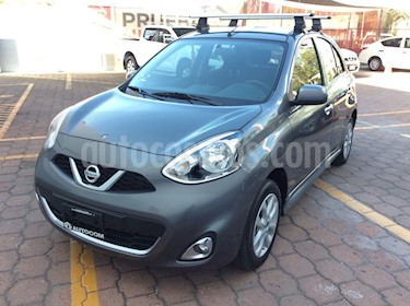 Foto venta Auto usado Nissan March MARCH ADVANCE TM (2019) color Gris precio $198,000