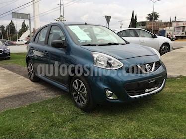 Foto venta Auto usado Nissan March MARCH SR TM NAVI (2018) color Turquesa precio $199,000