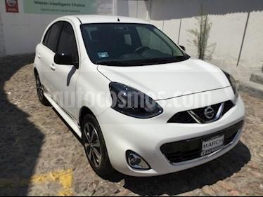 Foto venta Auto usado Nissan March MARCH SR TM NAVI (2019) color Blanco precio $222,850