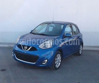 Foto Nissan March Advance usado (2014) color Azul precio $114,000