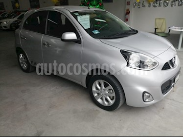 Foto Nissan March Advance usado (2018) color Plata precio $165,000