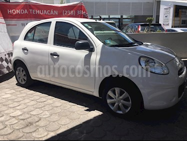 Nissan March Active Cargo usado (2016) color Blanco precio $105,000