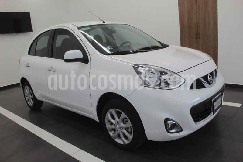 Foto Nissan March Advance usado (2017) color Gris precio $165,000
