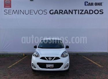 Foto Nissan March SR usado (2019) color Blanco precio $214,900