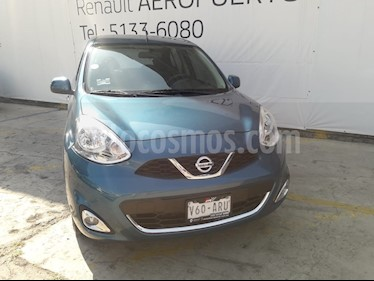 Foto Nissan March Advance usado (2018) color Turquesa precio $165,000