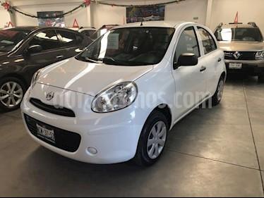 Nissan March Active Cargo usado (2018) color Blanco precio $139,000