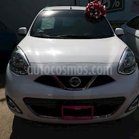 foto Nissan March Advance usado (2017) color Blanco precio $139,900