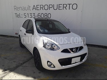 Foto Nissan March Advance Duo usado (2018) color Blanco precio $195,000