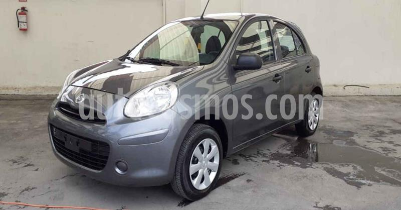 Nissan March Active ABS usado (2020) color Gris precio $144,900