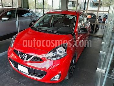 Nissan March SR  usado (2016) color Rojo precio $148,000