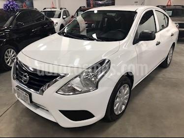 Nissan March Drive  usado (2018) color Blanco precio $159,000