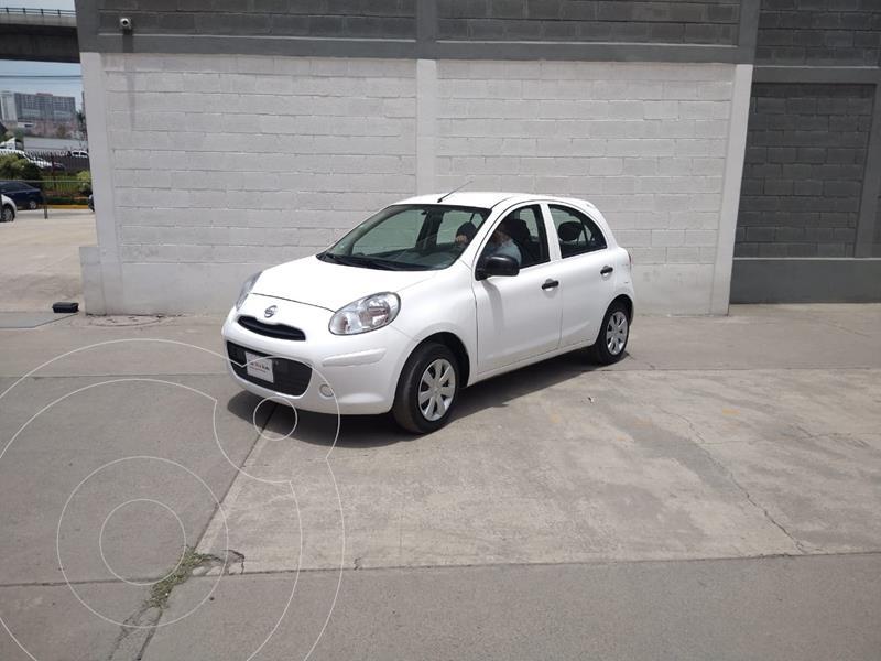 Foto Nissan March Active ABS usado (2020) color Blanco precio $175,000