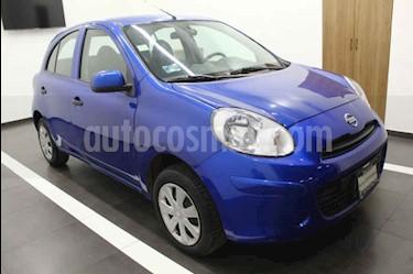 Foto Nissan March Sense usado (2012) color Azul precio $95,000