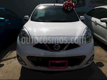 Nissan March Advance usado (2017) color Blanco precio $139,000