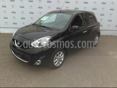Nissan March ADVANCE TM usado (2017) color Negro precio $143,000