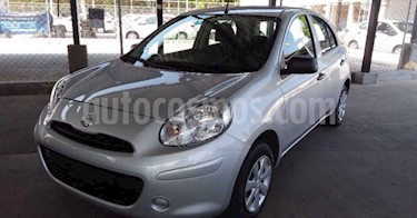 Nissan March Active ABS usado (2020) color Plata precio $143,900